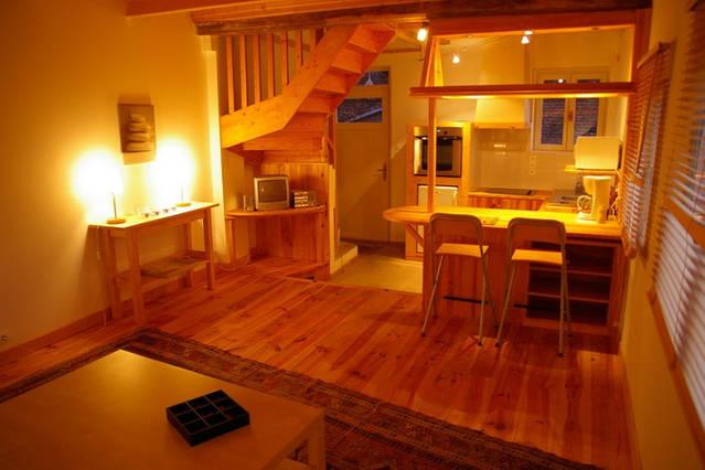 domaine le thurel g tes chambres et table d 39 h tes dans. Black Bedroom Furniture Sets. Home Design Ideas